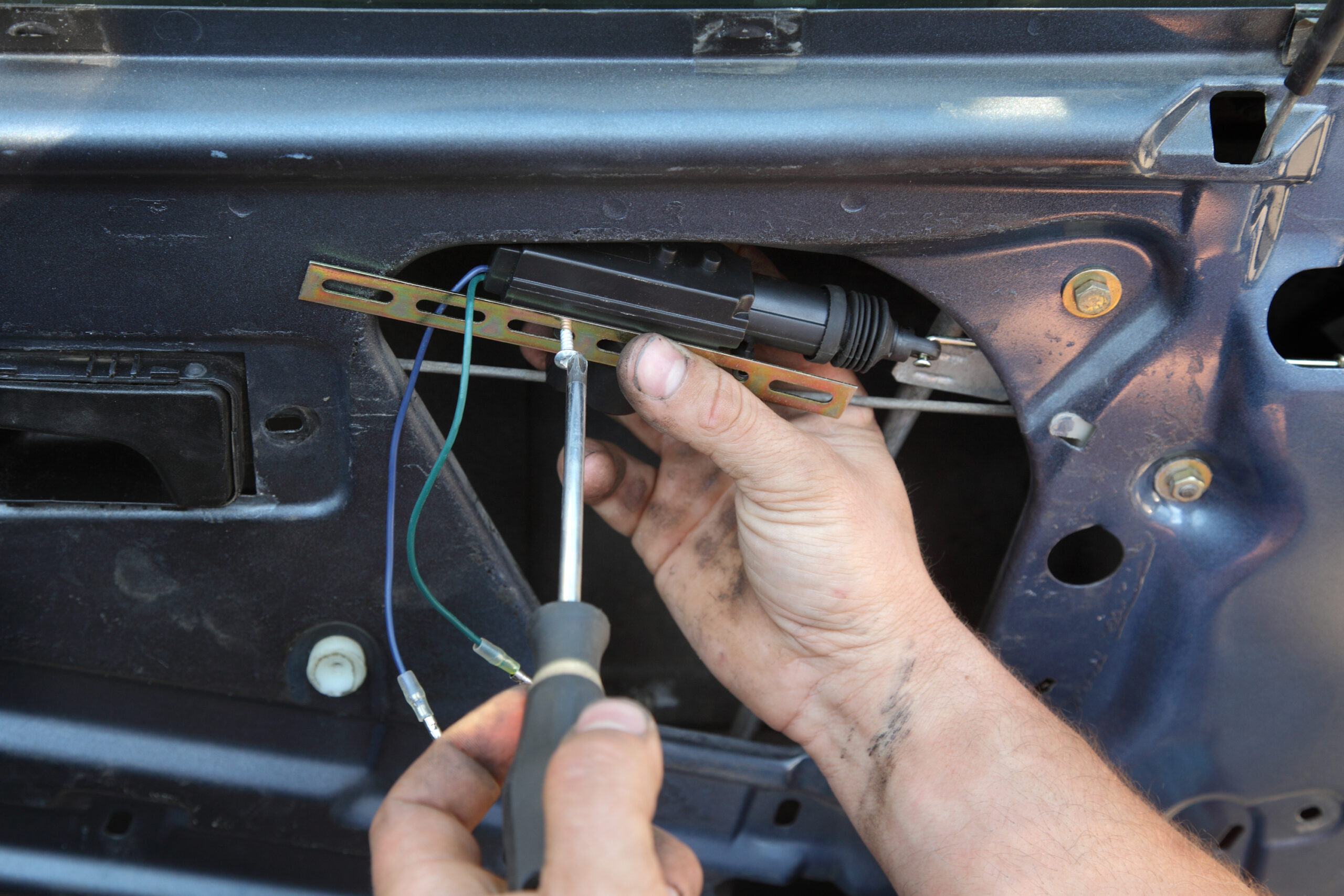 When Does Your Car Door Lock Cylinder Need Replacing?