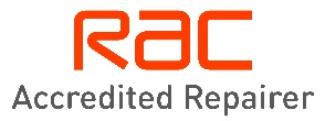RAC Accredited Repair Locksmith logo