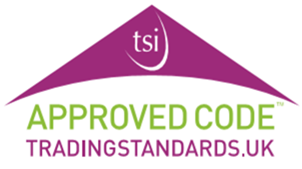TSI Approved Coded Trading Standards logo